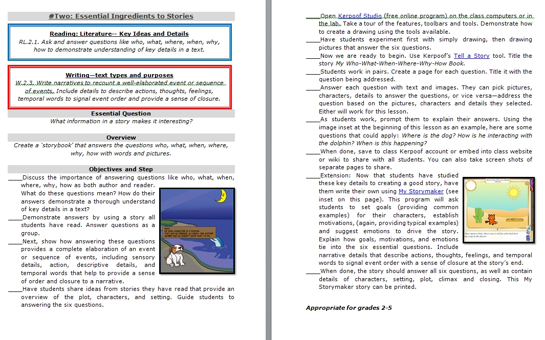 2nd grade common core lesson plans structured learning 2nd grade common core ibookread Read Online