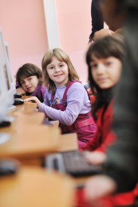 tech in classroom