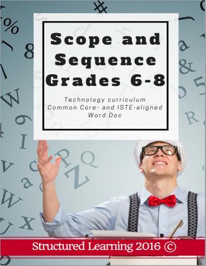 tech curriculum