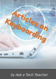 keyboarding articles