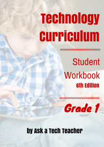 Tech Curriculum--1st grade