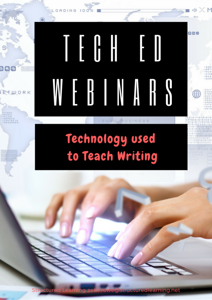 technology and writing